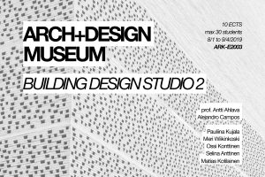 arch+design museum